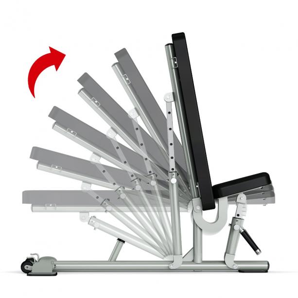 ST800FI Flat/Incline Bench